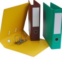 供应电压PVC包纸板板文件夹 快劳夹 档案夹定制批发