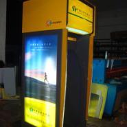 LED吸塑灯箱户外超薄灯箱制作图片