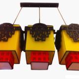 供应木艺灯具
