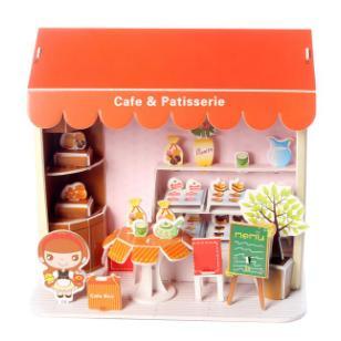 蛋糕店图片