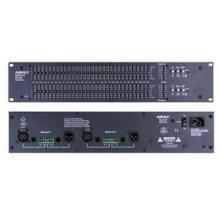 供应雅士尼MQX-2310双通道31段均衡器、前级效果器