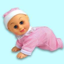 音乐会跳舞 婴儿玩具 卡通多功能会爬娃娃