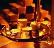 有色金属交易所金价下跌无碍投资者图片