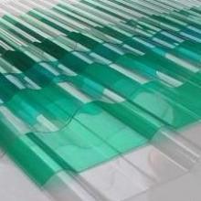 供应PC波浪板PC浪板采光瓦PC采光板PC阳光瓦PC日光瓦T形浪板图片