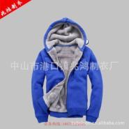短款男式棉衣夹克图片