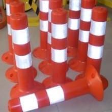 供应广西南宁优质PVC警示柱柔性柱图片