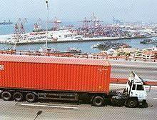 供应物流交通工具