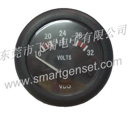 VDO电压表 发电机电压表,发电机组零部件