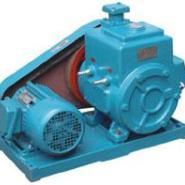 2X型双级旋片式系列真空泵图片