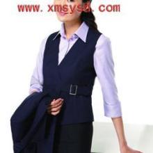 供应三件套专业为企业设计制作系列制服厂服款式独到精工细作