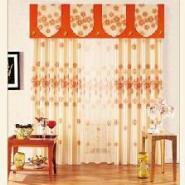 新款印花遮光布批发欧式大气窗帘布图片
