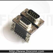 供应DB9公对9母/VGA 9P 公头 对 9P 母头 连接器