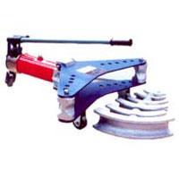 整体式手动液压弯管机图片