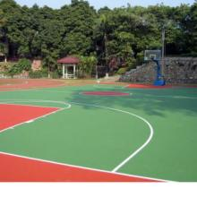 白城篮球场面层涂料价格批发