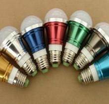 厂家供应优质LED球泡灯套件LED球泡灯配附件LED灯具车铝件批发