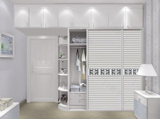 供应定制衣柜,整体书柜,衣帽间,酒柜,鞋柜,电视柜图片