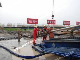 秦州区燃气顶管污水管道就找胜图片