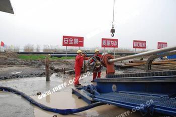 兴平市胜越非开挖专业施工,非开挖施工,顶管工程图片