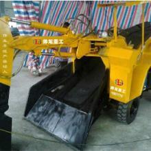 供应矿山设备_轮胎式挖掘机