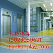 忠县幼儿园PVC地板图片