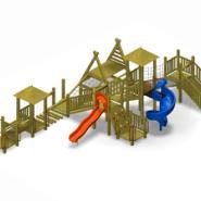 重庆大型木质玩具图片