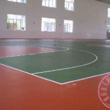 供应巫山县硅PU篮球场,重庆运动篮球场铺设材质,重庆哪里有篮球场施工公司图片