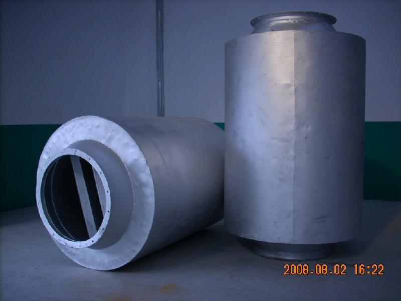 供应绵阳管道消声器最新价格/绵阳管道消声器生产厂家/质量安装