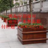 供应青岛pvc景观园林绿化花箱