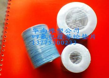 四氟夹包芳纶垫片图片