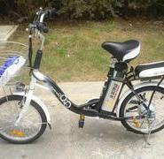 电动车自行车锂电车36伏锂电池电动图片