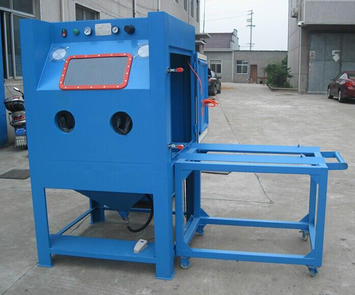 供应压力模喷砂机,压力模喷砂机厂家,压力模喷砂机报价
