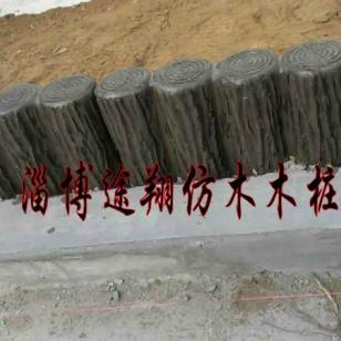 仿大理石护栏水泥护栏仿木护栏图片