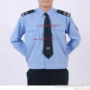 供应安保服 工作服套装公安警察制服 高质量保安制服套装 量大价优