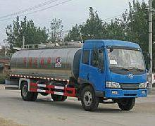 供应解放单桥鲜奶运输车/9-12立方牛奶保鲜运输车图片