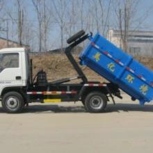 供应福田5方国四小型垃圾车钩臂式、车厢可卸式、拉臂式垃圾车价格