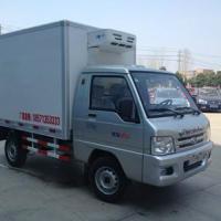 供应国四汽油型冷藏车,小型冷藏车的价格