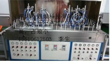 供应广州玩具散枪自动喷漆机厂家图片