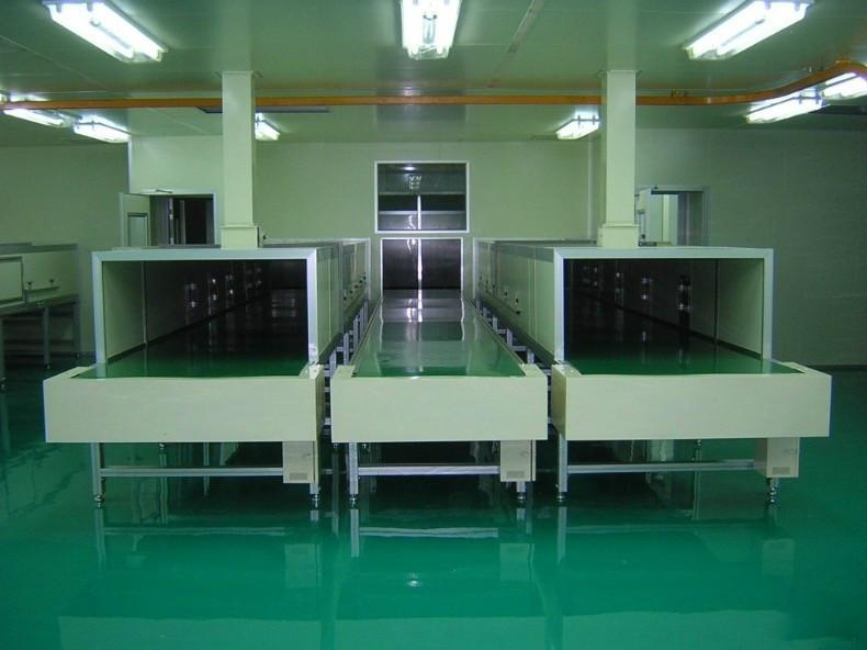 供应深圳丝印烘干线图片