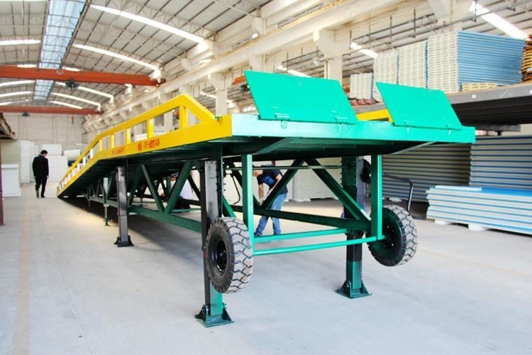 广州移动式登车桥设备销售