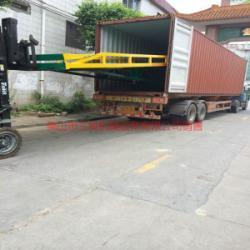 供應廣州移動式集裝箱登車橋供貨商