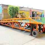 供应深圳卸货平台称动装卸最新武器批发   佛山三良机械生产厂家现货直售