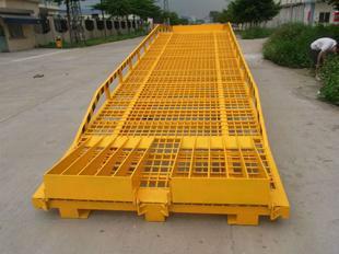 供应广东惠州集装箱卸货平台如何订购  找佛山三良机械