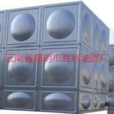 供应不锈钢拼装水箱,云南哪里有大型的不锈钢拼装水箱厂家