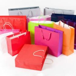 供應廣告飾品紙袋、禮品袋、購物袋、環保袋、手提紙袋訂做
