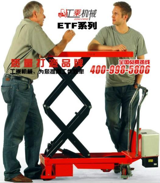 供应电动液压平台图片