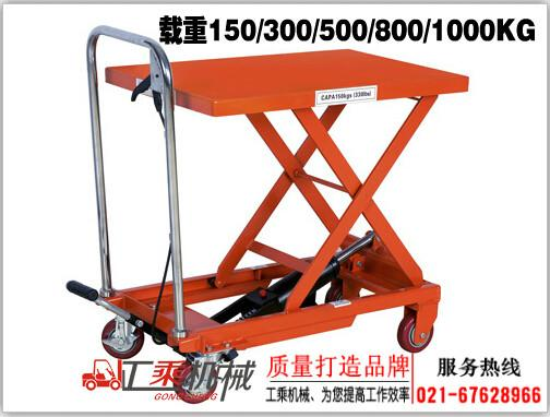 供应上海液压平台图片