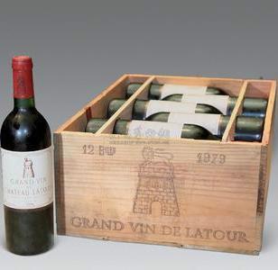 法国拉图嘉利红酒图片