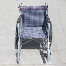 普通铝合金老年轮椅折叠轮椅出租轻便型轮椅出售价格