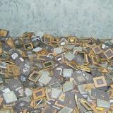 供应江苏省常熟市废锌回收139 6234 3685废锌渣锌块回收购