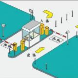 供应南通最热门的停车场收费系统供货商/自带摄像机停车场收费系统安装